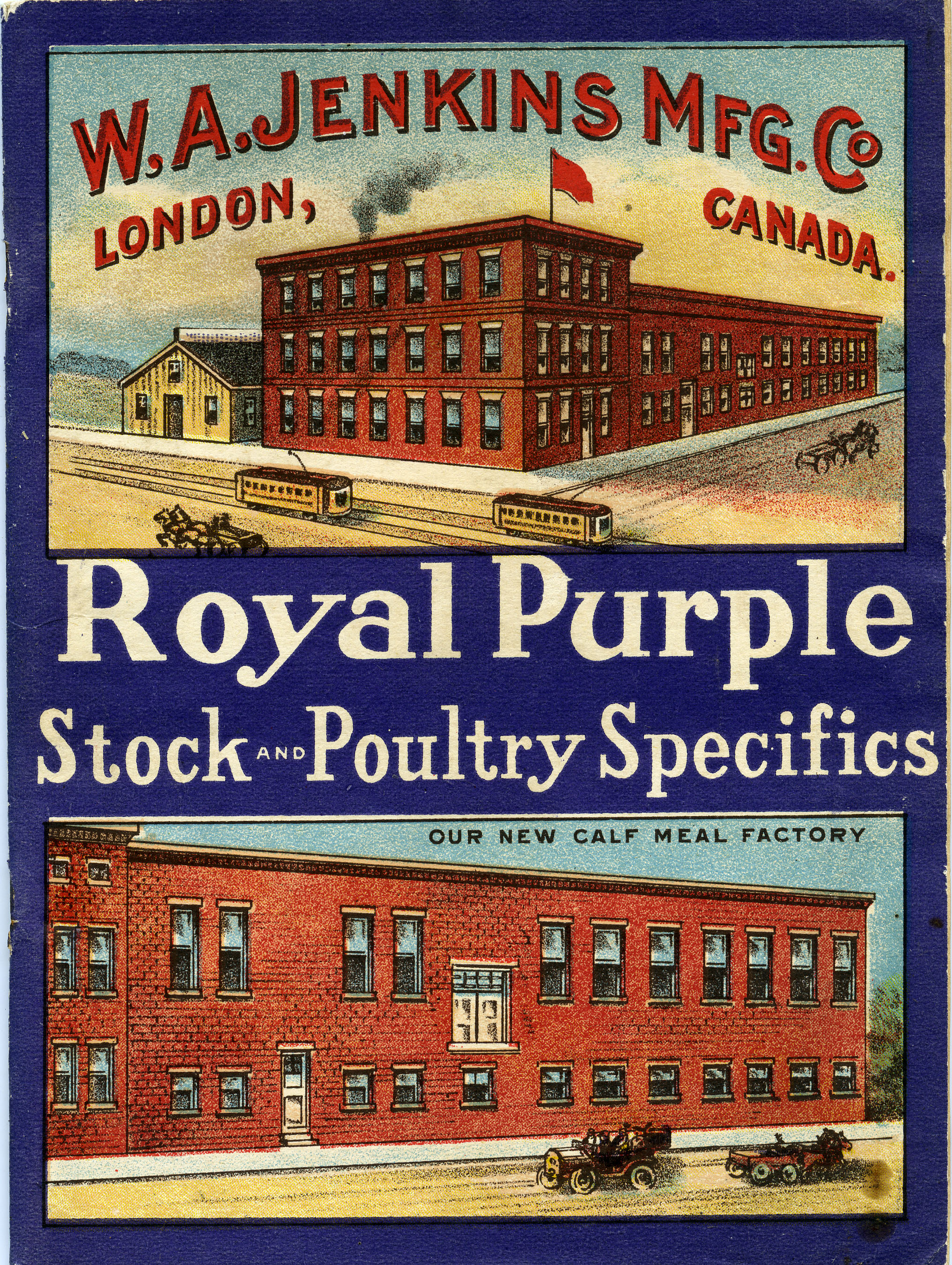 Royal Purple Stock and Poultry Specifics