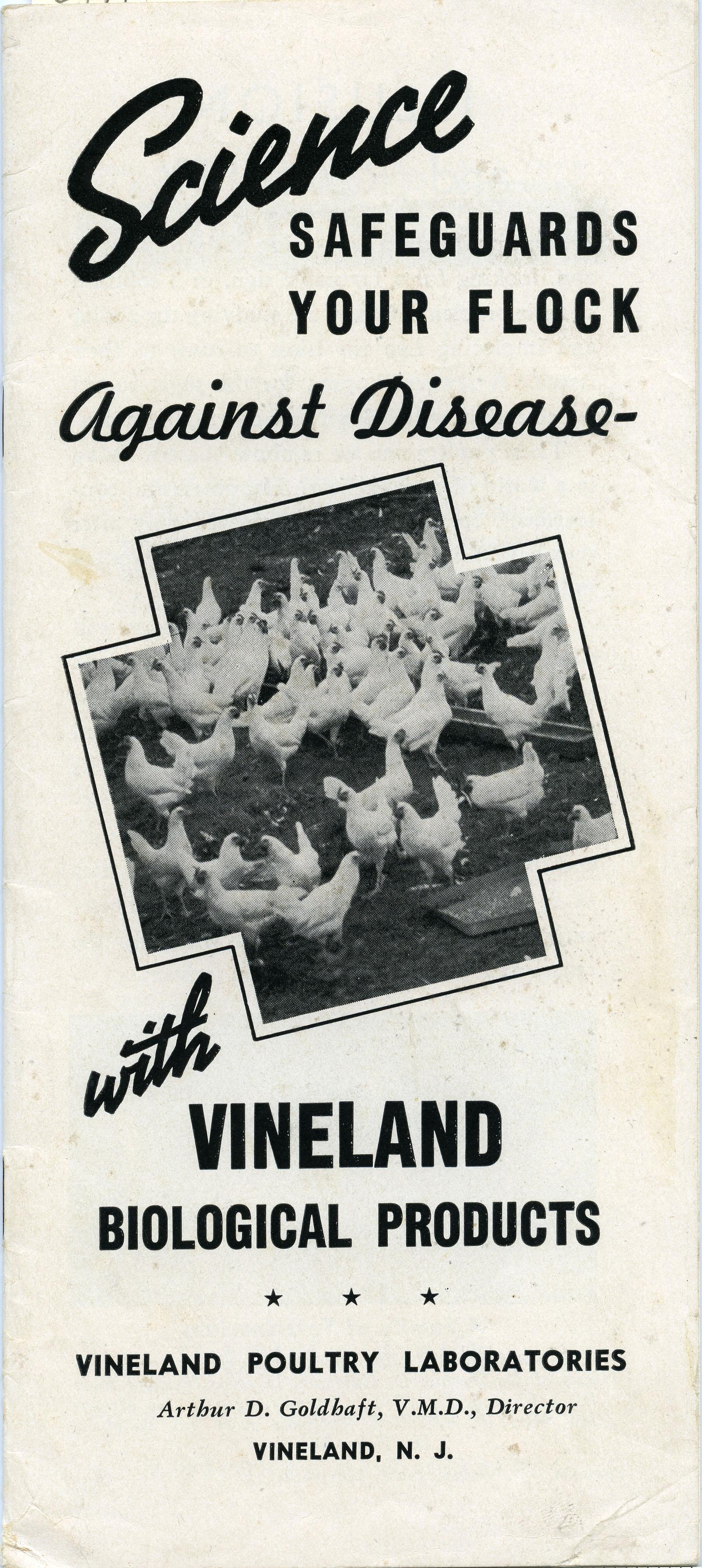 Vineland Science Safeguards Your Flock